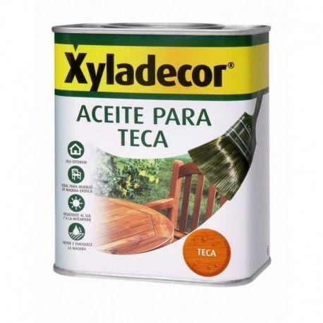 ACEITE TECA INCOLORO 750ML