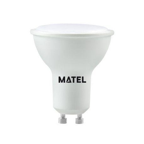BOMBILLA LED DICROCIA 120º 5W CALIDA