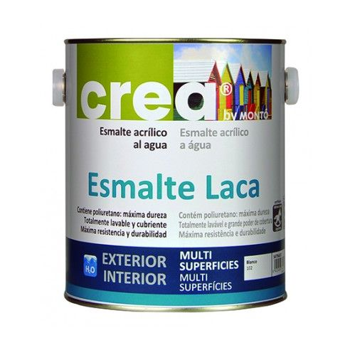 ESMALTE LACA BRILLANTE AZUL LUMINOSO 500ML
