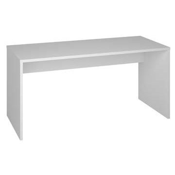 MESA DESPACHO BLANCO SOFT K-1600 750X1600X680