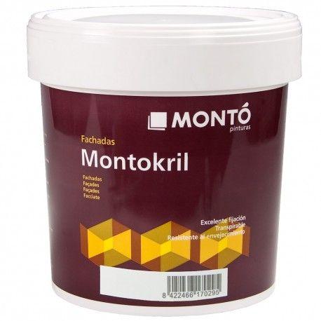 MONTOKRIL LISO BASE IN 750ML