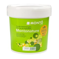 MONTONATURE MATE BLANCO 4L