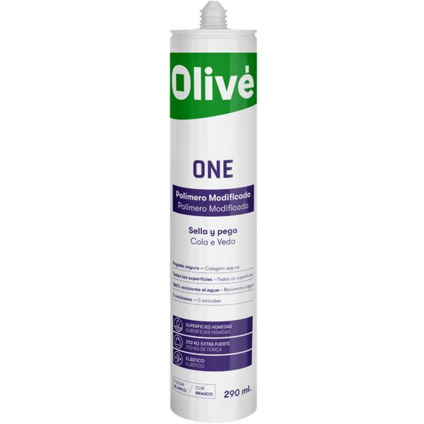 OLIVE ONE GRIS 250KG 290ML.