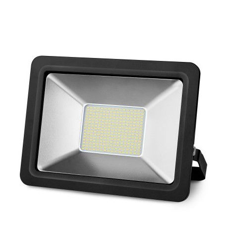 PROYECTOR LED NEGRO  70w.FRIA