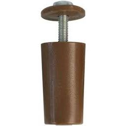 TOPE PERSIANA 60MM BRONCE